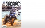 ICE ID Stickers for motorcycle helmets in ABR Magazine