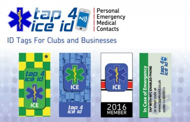 emergency id for clubs businesses