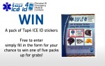 Win one of five sets of ID Helmet Stickers